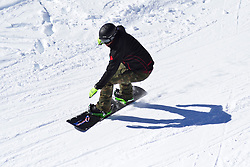World Cup Banked Slalom, Coaches Race at the 2016 IPC Snowboard Europa Cup Finals and World Cup