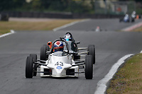 #43 Jaap BLIJLEVEN Reynard FF88  during Heritage Formula Ford  as part of the MSVR MINI Festival at Oulton Park, Little Budworth, Cheshire, United Kingdom. July 21 2018. World Copyright Peter Taylor/PSP. Copy of publication required for printed pictures.