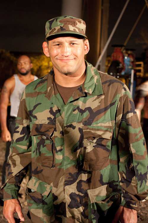 Dan Henderson on the set of the action movie Blunt Force, filmed on the Mississippi Gulf Coast. Event and portrait photography and videography all along the Mississippi Gulf Coast. Serving Biloxi, Gulfport, Pascagoula, Long Beach, Pass Christian, Waveland, Ocean Springs, and Bay St. Louis.