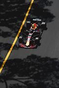 May 23-27, 2018: Monaco Grand Prix. Max Verstappen (DEU), Aston Martin Red Bull Racing, RB14