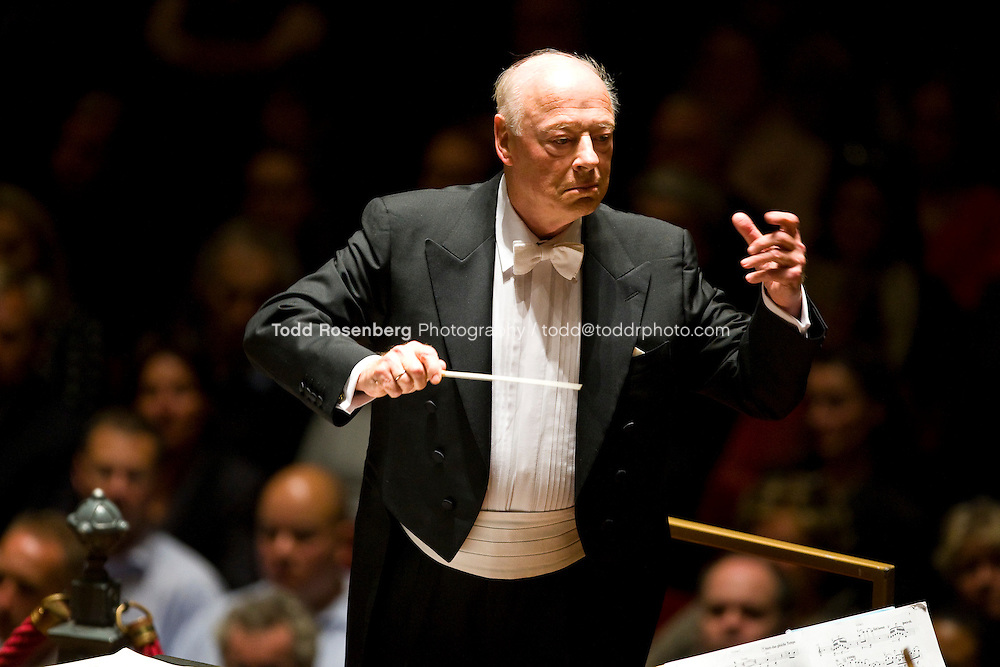 9/5/08 1:28:36 PM <br /> Bernard Haitink with the Chicago Symphony Orchestra during their 2008 European Tour. <br /> <br />  &copy; Todd Rosenberg Photography 2008