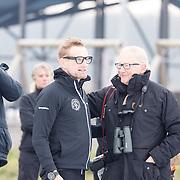 NLD/Biddinghuizen/20160306 - Hollandse 100 Lymphe & Co 2016, Pr. Bernhard en Mr. Pieter van Vollenhoven