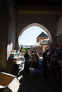 Morocco. Meknes the old medina