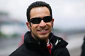 Helio Castroneves IZOD IndyCar Series - Indianapolis, Indiana