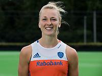 UTRECHT - Ireen van den Assem.  Trainingsgroep Nederlands Hockeyteam dames in aanloop van het WK .  COPYRIGHT  KOEN SUYK