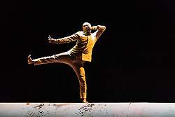 A new solo work by Akram Khan, marking the great dancer's final performances in a full-length production. XENOS means 'stranger' or 'foreigner'. It confronts the tragedy of the First World War through the eyes of a shell-shocked Indian soldier in the trenches, forced to fight in a conflict that is not his.<br /> <br /> The production is part of the Edinburgh International Festival and runs from 16 - 18 August 2018 at the Festival Theatre
