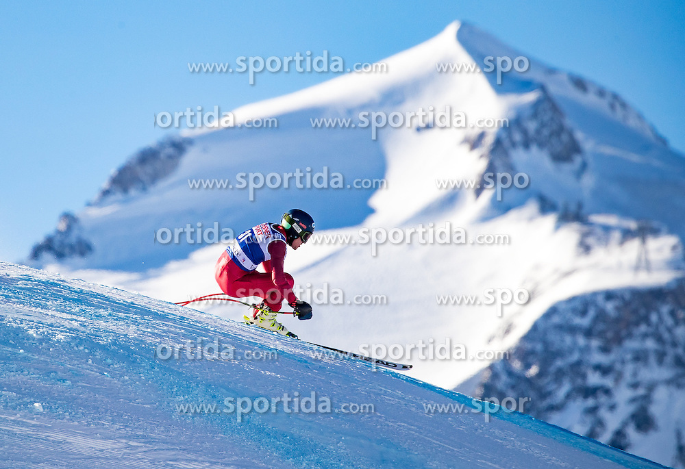 01.12.2016, Val d Isere, FRA, FIS Weltcup Ski Alpin, Val d Isere, Abfahrt, Herren, 2. Training, im Bild Ted Ligety (USA) // Ted Ligety of the USA in action during the 2nd practice run of men's Downhill of the Val d Isere FIS Ski Alpine World Cup. Val d Isere, France on 2016/01/12. EXPA Pictures © 2016, PhotoCredit: EXPA/ Johann Groder