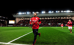 Korey Smith of Bristol City  - Mandatory by-line: Joe Meredith/JMP - 23/01/2018 - FOOTBALL - Ashton Gate Stadium - Bristol, England - Bristol City v Manchester City - Carabao Cup Semi Final second leg
