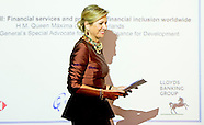 QUEEN MAXIMA IN LONDON