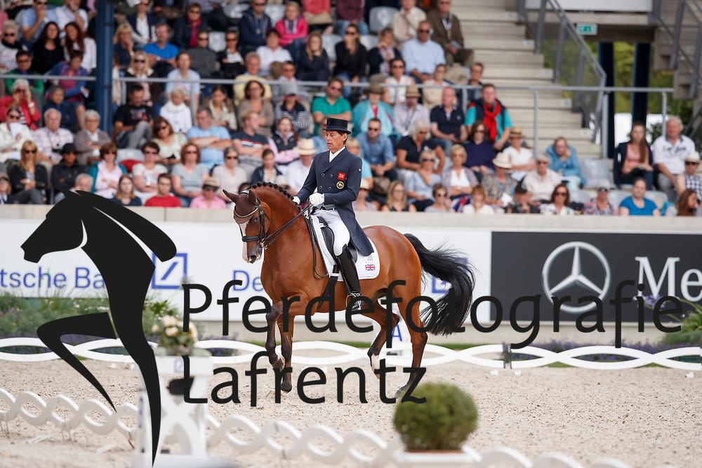 Faurie, Emile (GBR), Lollipop<br /> Aachen - CHIO 2017<br /> Grand Prix Kür, Grosser Dressurpreis von Aachen<br /> © www.sportfotos-lafrentz.de/Stefan Lafrentz