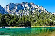 Austria, Styria, Gruener See, Green Lake