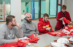 Kansas City, KS - Wednesday, December 5th, 2018: NDP, Coaches Night, during U.S. Soccer Coaches Night at the National Development Center in Kansas City, Kansas.