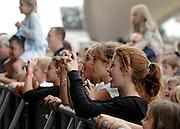 UNITED KINGDOM-LONDON.  Fun at Skyfest 2010. 16/07/2010. STEPHEN SIMPSON...