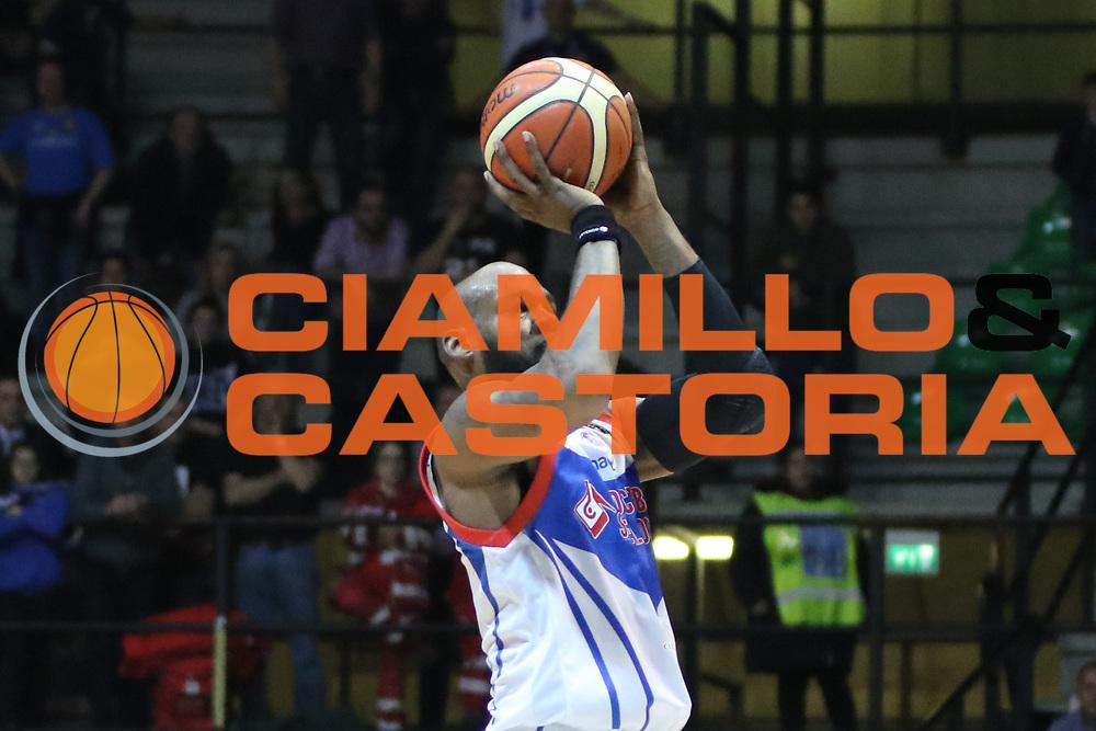 Thomas Charles<br /> Pallacanestro Cantu' - Sidigas Scandone Avellino<br /> Serie A  2017/2018<br /> Desio 04/03/2018<br /> Foto Ciamillo-Castoria