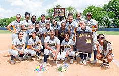 2017 A&T Softball vs Savannah State (Senior Day)