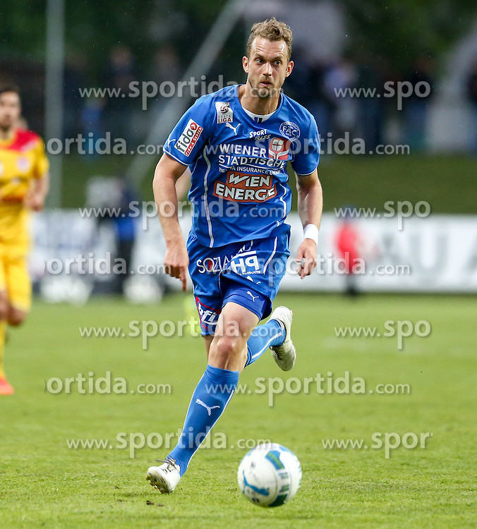 01.05.2015, Sportplatz FAC, Wien, AUT, 2. FBL, Floridsdorfer AC vs KSV 1919, 31. Runde, im Bild Lukas Moessner (Floridsorfer AC) // during Austrian Football Second Bundesliga Match, 31th round, between Floridsdorfer AC and KSV 1919 at the Sportplatz FAC, Vienna, Austria on 2015/05/01. EXPA Pictures © 2015, PhotoCredit: EXPA/ Alexander Forst