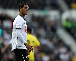 Derby County's Tom Ince - Mandatory by-line: Robbie Stephenson/JMP - 07966386802 - 29/07/2015 - SPORT - FOOTBALL - Derby,England - iPro Stadium - Derby County v Villarreal CF - Pre-Season Friendly