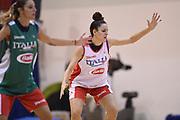 Federica Tognalini<br /> Nazionale Femminile Senior <br /> Allenamento FIBA Women's EuroBasket 2019 Qualifiers<br /> FIP 2017<br /> Roma 06/11/2017<br /> Foto M.Ceretti / Ciamillo-Castoria
