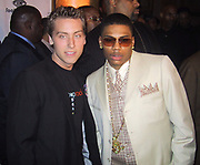 Lance Bass &amp; Nelly<br />Justin Timberlake &amp; Nelly&rsquo;s Post Grammy Party<br />Capitale Nightclub<br />Sunday, February 23, 2003.<br />New York, NY, USA<br />Photo By Celebrityvibe.com/Photovibe.com
