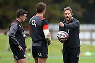 England Training - 07 Nov 2017