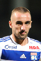 Sergi DARDER - 23.09.2015 - Lyon / Bastia - 7eme journee de Ligue 1<br /> Photo : Jean Paul Thomas / Icon Sport
