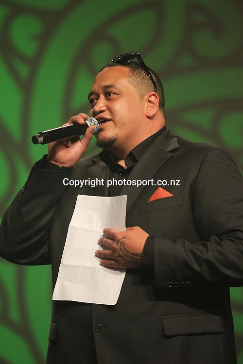 301113 The 2013 Trillian Trust Maori Sports Awards at Vodafone Events Centre, Manukau. Photo: Fiona Goodall/photosport.co.nz