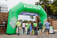 September 24, 2016: OKC Energy FC plays Saint Louis FC in a USL game at Taft Stadium in Oklahoma City, Oklahoma.