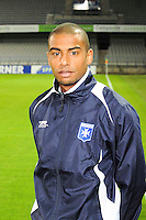 Yann BOE KANE - 31.10.2014 - Auxerre / Brest - 13eme journee Ligue 2<br />