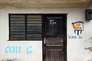 Indy Lizy and the CDR in Santa Cruz del Norte, Mayabeque, Cuba.