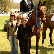 Bruce (Buck) Davidson Jr. and Ballynoecastle RM at the 2007 Red Hills Horse Trials in Tallahassee, Florida