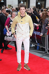 © Licensed to London News Pictures. 17/06/2013. London, UK. Tom Kilbey; The Only Way Is Essex, Hummingbird World Film Premiere, Odeon West End cinema Leicester Square, London UK, 17 June 2013. Photo credit : Richard Goldschmidt/Piqtured/LNP