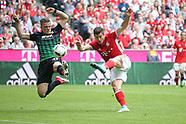 Bayern Munich v FC Augsburg 010417