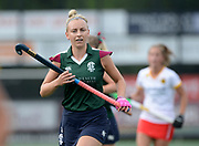 Surbiton's Hannah Martin during their semi final of the EHCC 2017 at Den Bosch HC, The Netherlands, 3rd June 2017