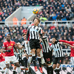 Newcastle United v Manchester United | Premier League | 11 February 2018