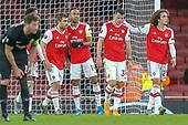 Arsenal v Eintracht Frankfurt 281119