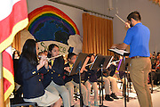 Longfellow ES hosted a Leadership Day Expo, which included classroom tours and performances by the school band/orchestra, dance team, and choir.