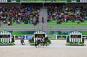 Mikala Munter Gundersen - My Lady<br /> Alltech FEI World Equestrian Games™ 2014 - Normandy, France.<br /> © DigiShots