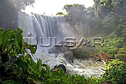 Cachoeira da Fumaça no Rio Balsas na cidade de Ponte Alta do Tocantins - Jalapão Local: Ponte Alta do Tocantins - TO Data: 02/2008 Tombo:  19DM054 Autor: Delfim Martins