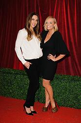 Mel C and Emma Bunton at The British Soap Awards  in London , Saturday 28th April 2012.  Photo by: Chris Joseph / i-Images