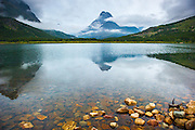 Swiftcurrent Lake at Glacier National Park