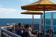 COSTA CROCIERE:, swimmingpool deck and bar