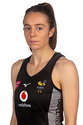 Iona Christian of Wasps Netball - Mandatory by-line: Robbie Stephenson/JMP - 02/11/2019 - NETBALL - Ricoh Arena - Coventry, England - Wasps Netball Headshots