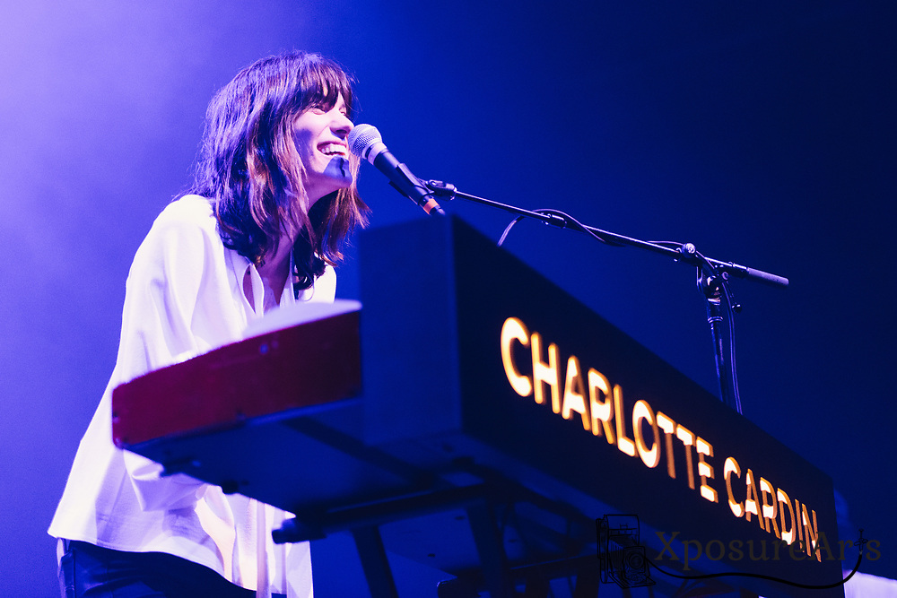 Charlotte Cardin performs at the Fox Theater in Oakland, CA.