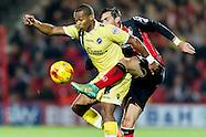 Bournemouth v Millwall - 29/11/2014