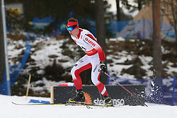 25.02.2015, Lugnet Ski Stadium, Falun, SWE, FIS Weltmeisterschaften Ski Nordisch, Falun 2015, Langlauf, Herren, 15km, im Bild MACIEJ STAREGA // during the Mens 15km Cross Country Race of the FIS Nordic Ski World Championships 2015 at the Lugnet Ski Stadium in Falun, Sweden on 2015/02/25. EXPA Pictures © 2015, PhotoCredit: EXPA/ Newspix/ Tomasz Markowski<br /> <br /> *****ATTENTION - for AUT, SLO, CRO, SRB, BIH, MAZ, TUR, SUI, SWE only*****