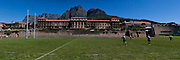 University of Cape Town (UCT) with Table Mountain in background. Stitched Panoramic Images taken in and around Cape Town Images by Greg Beadle