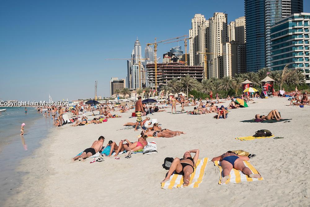 Marina Beach Restaurants Dubai