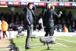 Sunderland manager Jack Ross looks on - Mandatory by-line: Arron Gent/JMP - 04/05/2019 - FOOTBALL - Roots Hall - Southend-on-Sea, England - Southend United v Sunderland - Sky Bet League One