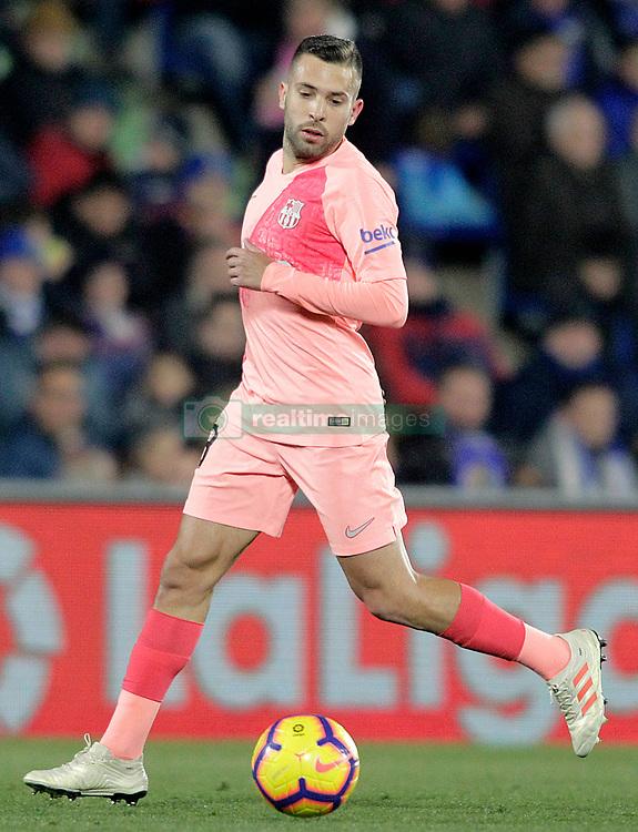صور مباراة : خيتافي - برشلونة 1-2 ( 06-01-2019 ) 664964-007