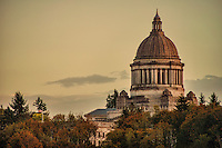 Dome, Washington State Capitol